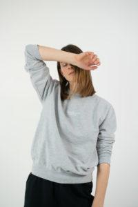 Produktabbildung: in europe Sweater Grey