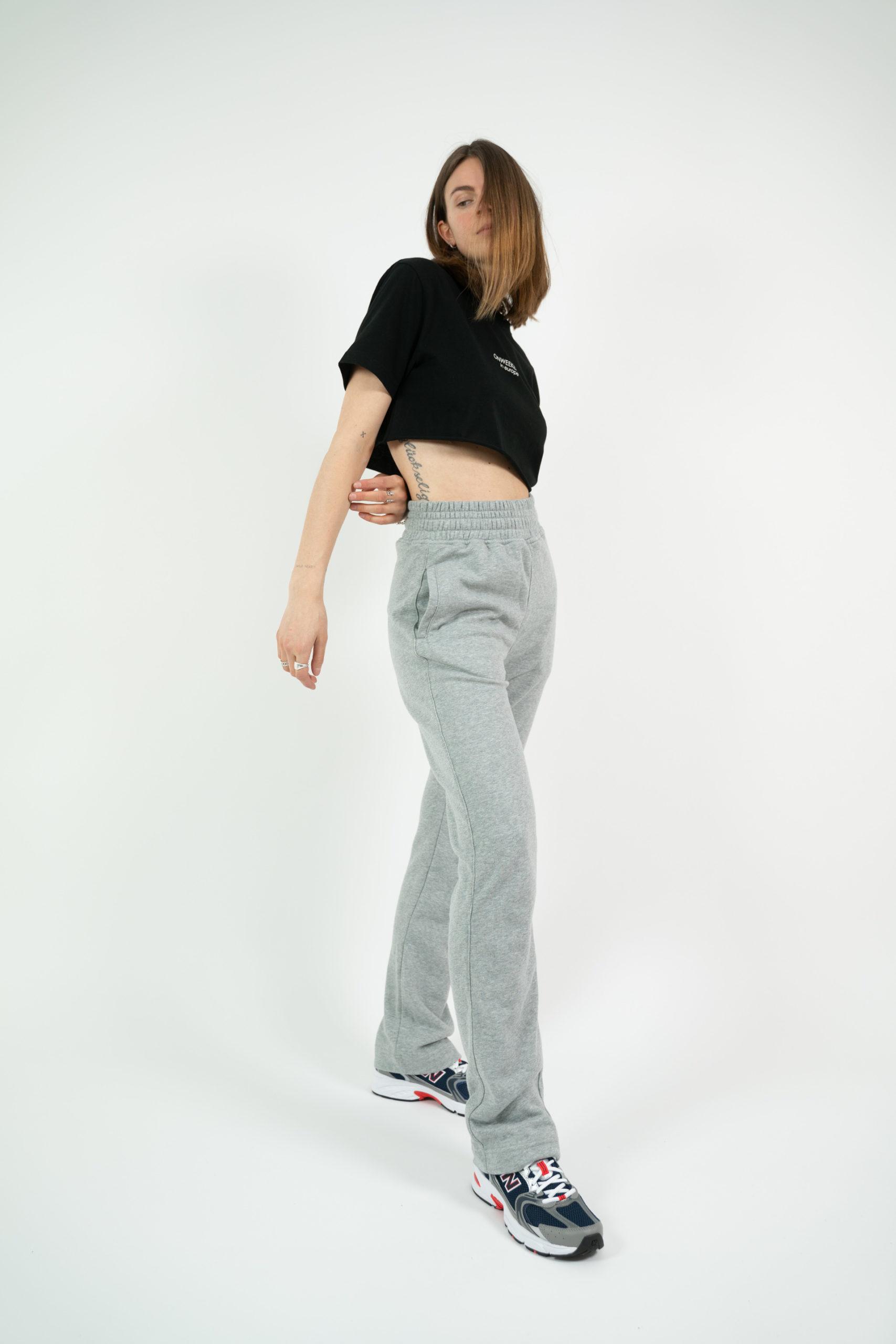 Variations: Slim Fit in europe Jogger Grey