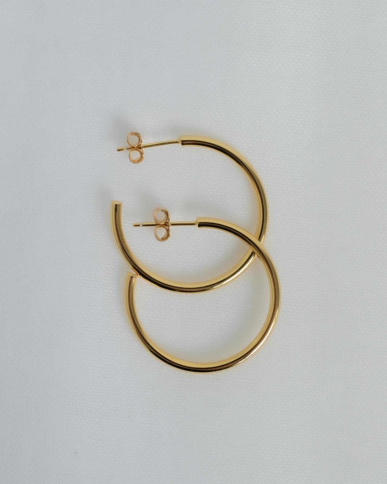 Varianten: Simple Hoop Gold