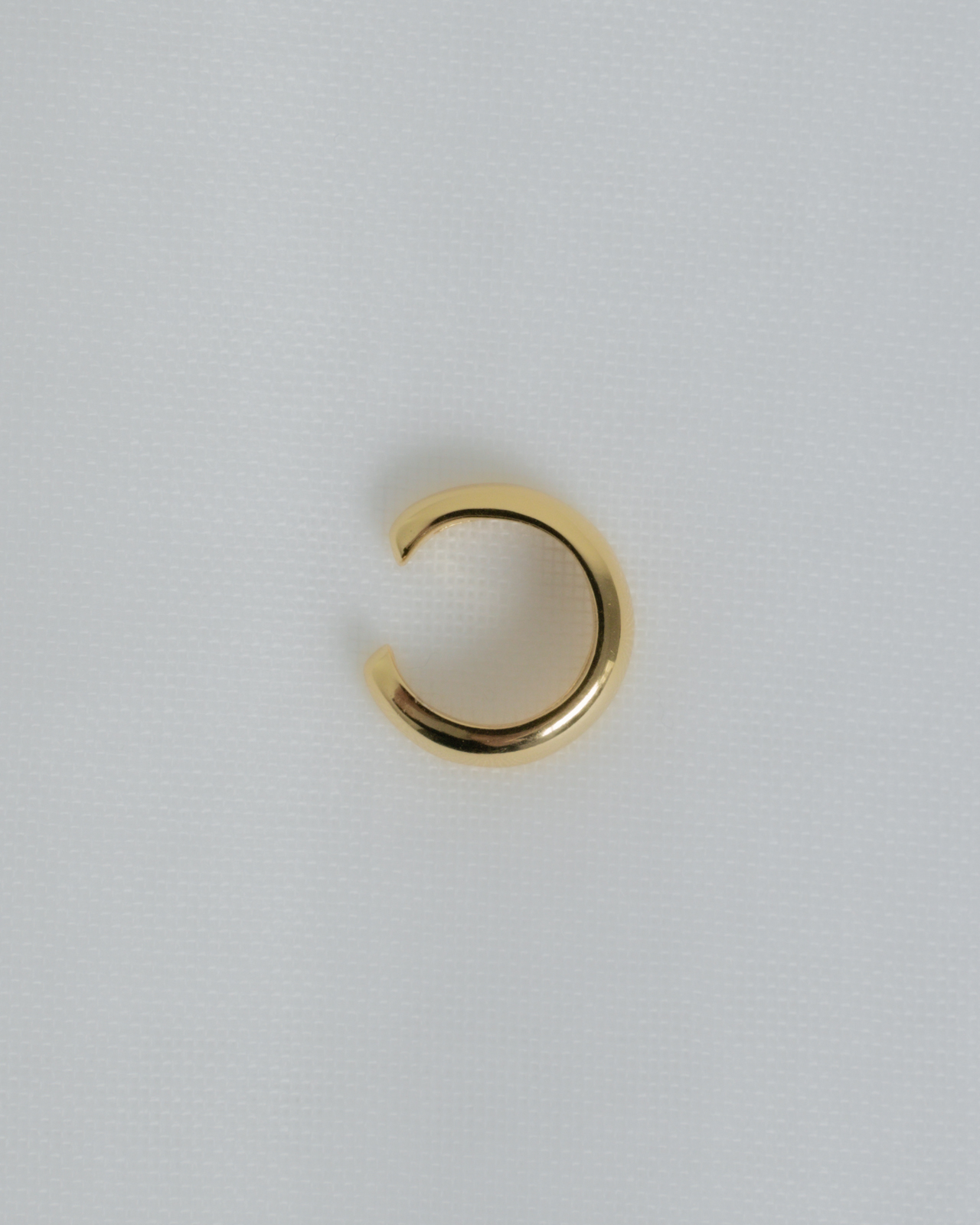 Varianten: Simple Earcuff Gold