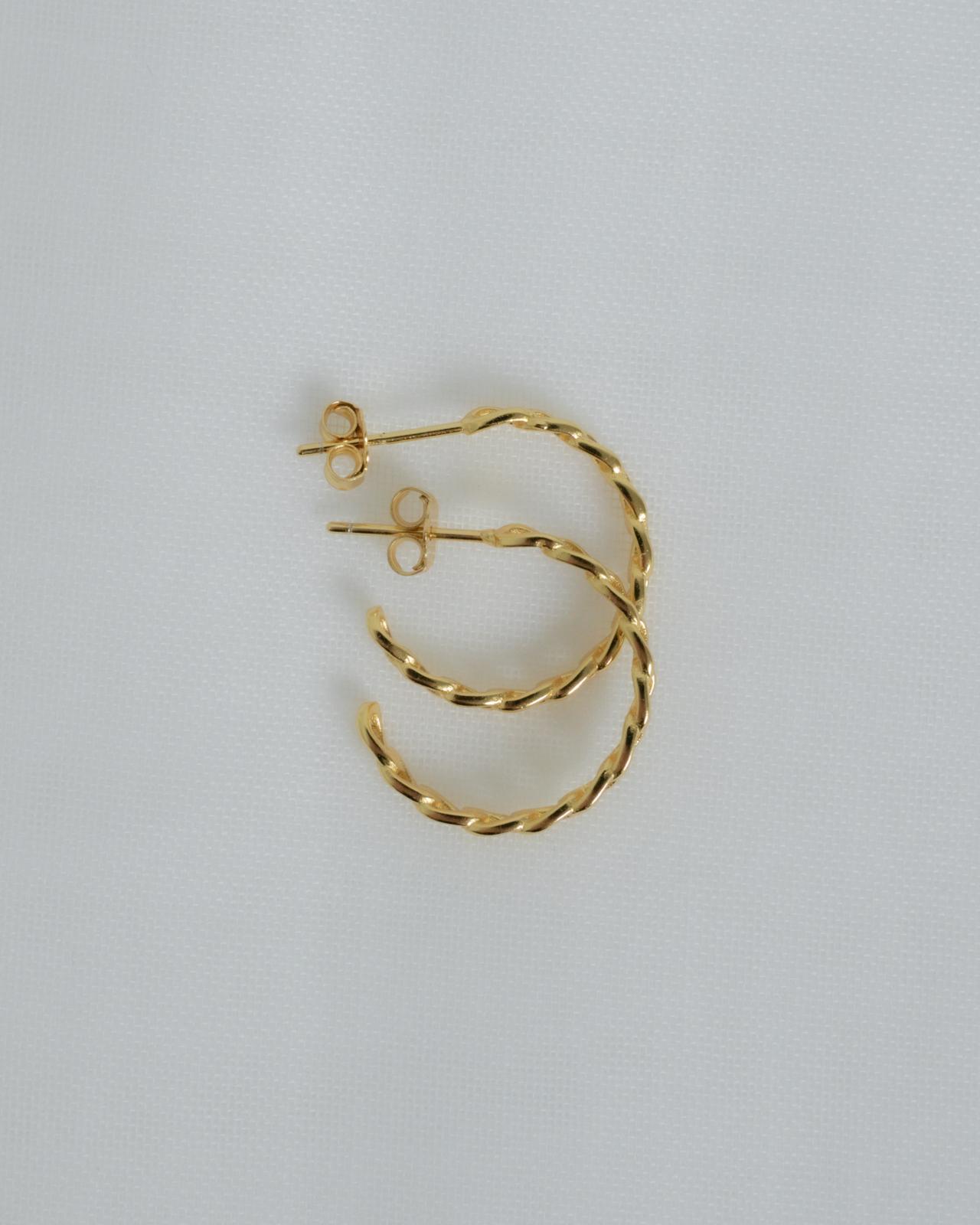 Varianten: Chain Hoop Gold