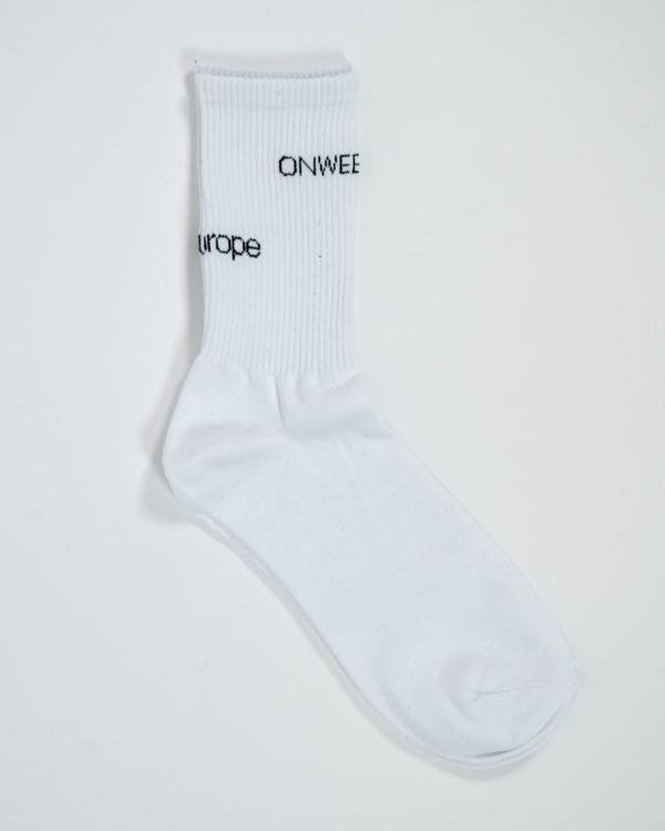 Produktabbildung: ONWEEKENDS in europe Socken Weiß