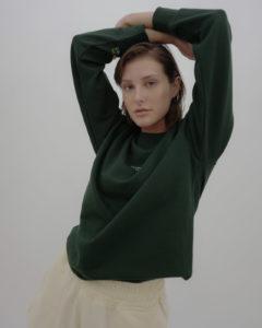 Produktabbildung: in europe Sweater Green